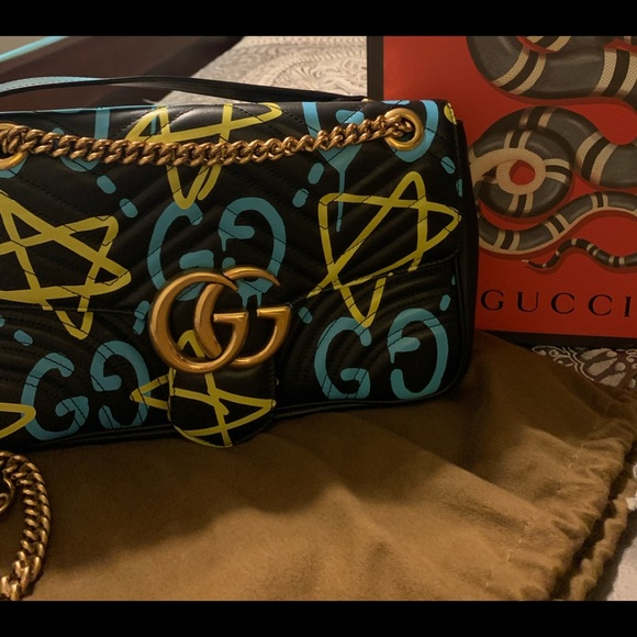 Gucci Handbags - Gucci ghost purse